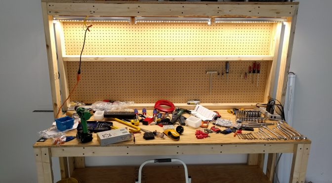 Handyman Workbench